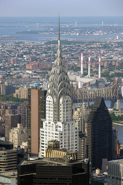 Chrysler Building, New York City, United States