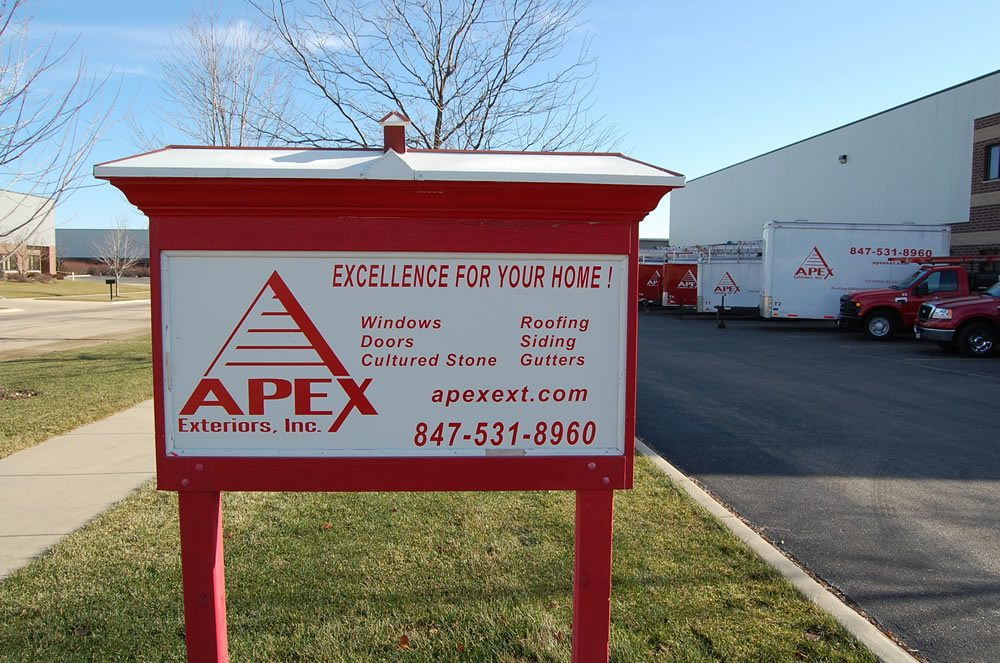 Apex Exteriors Roofers