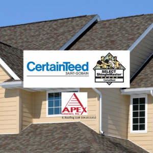 CertainTeed Certified Roofing Services in Bedford Park IL