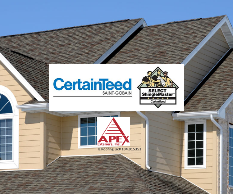 Certified CertainTeed Roofing & Restoration Company