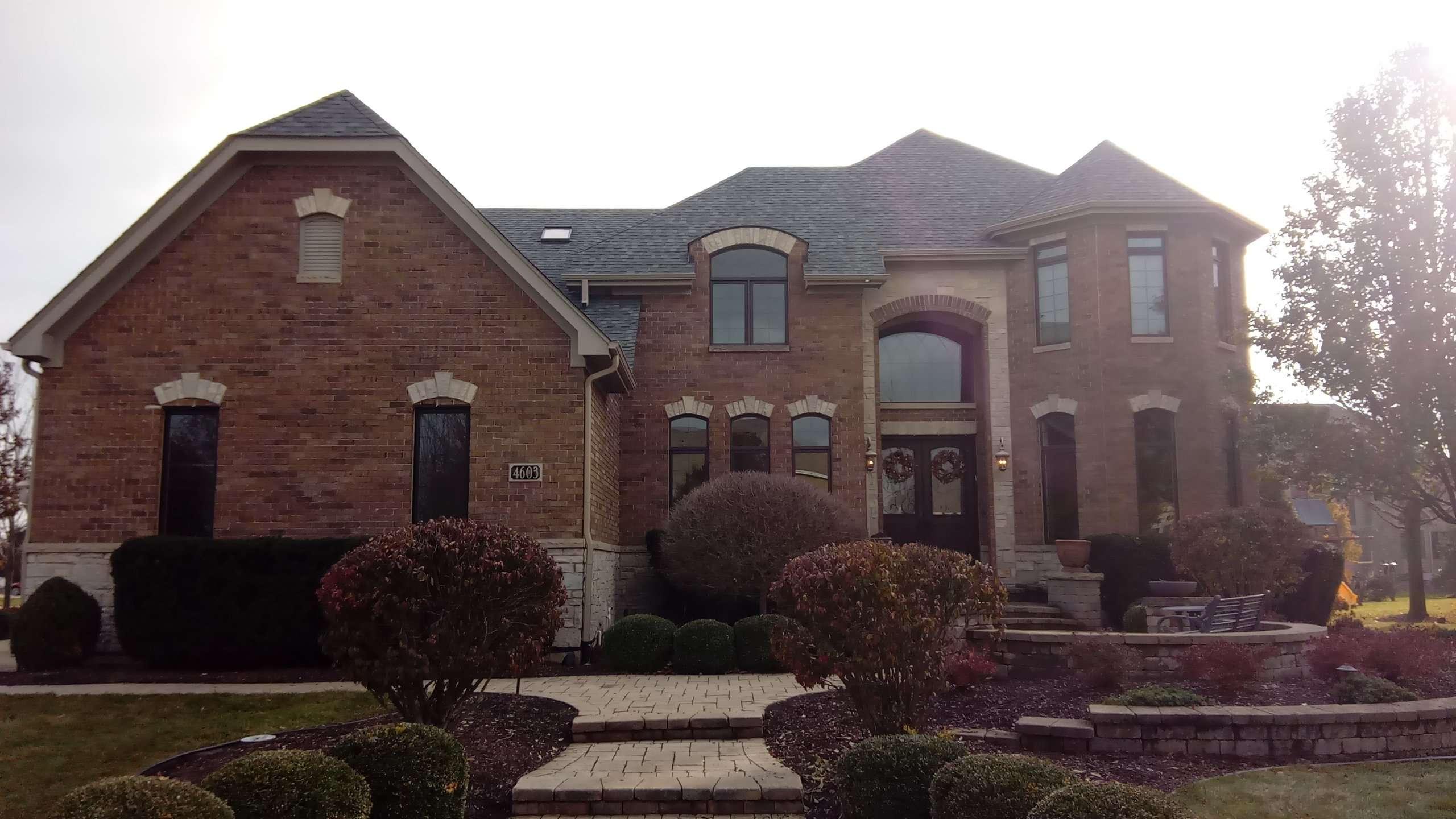 Roofing Certainteed Landmark Georgetown Grey Shingles