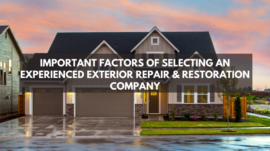 Chicago Home & Commercial Roofing, Exterior Repair & Restoration