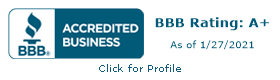 BBB A+ Rating - Roofing Contractors Chicago