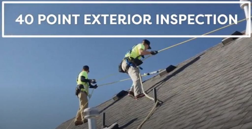 Apex Roofing Inspection in Chicao & Chicagoland Area