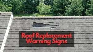 Chicagoland Top Roof Replacement Warning Signs