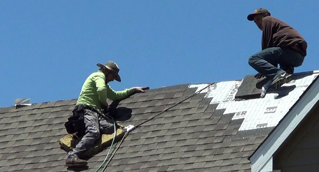 INSTALL A NEW ROOF IN CHICAGO IL