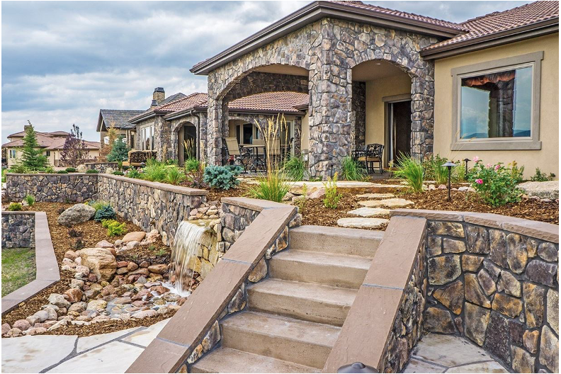 Choose your Chicagoland Cultured Stone Siding at Apex Exteriors